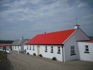 The Red Gates, Accommodation & Workshops, Corofin, Co Clare