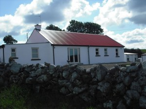 The Old Cow Shed, The Red Gates, Corofin, Co Clare